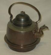 Чайник медный на 3 литра, Европа 20 век №3297