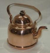 Чайник медный Европа 20 век №3509